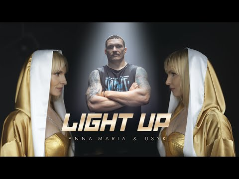Смотреть клип Anna Maria - Light Up