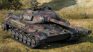 World of Tanks WZ-111 model 5A - 9 Kills 14,1K Damage