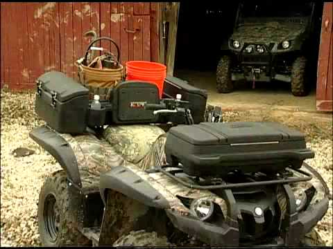 Atv Accessories Kolpin Bucket Box Luggage By Gearup2go You