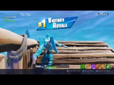 Fortnite Frozen Love Ranger Gameplay - YouTube