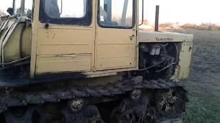 Видео обзор предстоящего ремонта трактора ДТ 75 на весну