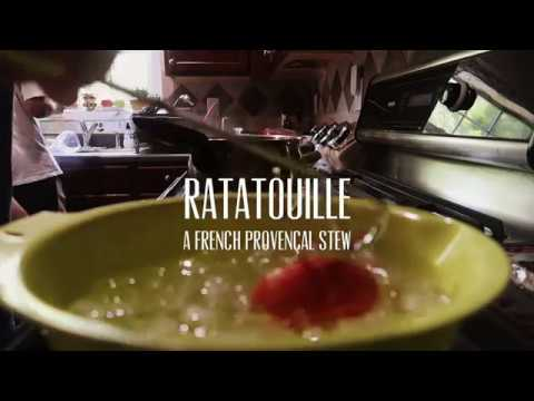 how to make RATATOUILLE | cooking with friends ep.2