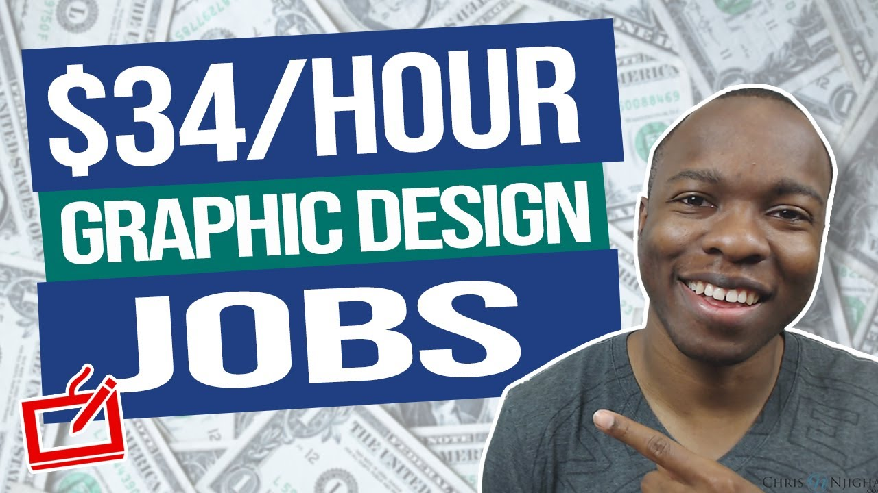 Earn 15 34 Per Hour Work From Home Graphic Design Jobs Gigs Make Money Online Youtube