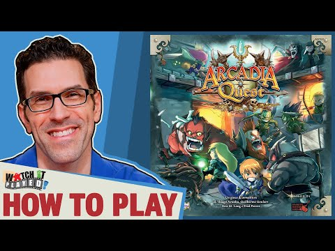 Arcadia Quest - How To Play