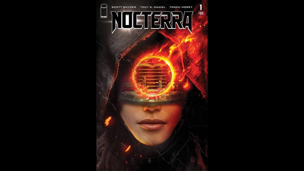 Nocterra: Comic Video Review
