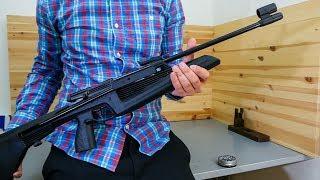 Пневматическая винтовка Baikal МР 60 с предохранителем (ИЖ 60)  (видео обзор)