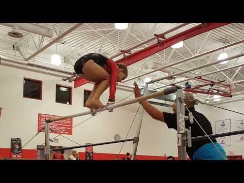 Gymnastics Level 4 Bar, Floor, Beam, Vault MAYA 2017