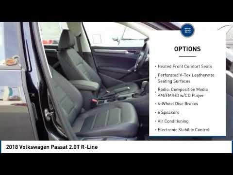 2018 Volkswagen Passat Salinas CA V2128
