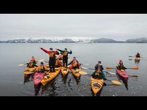 2017 Antarctic Marathon & Half Marathon