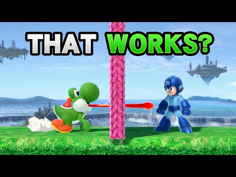 Who Can Hit Through The Thickest Wall In Smash Ultimate?