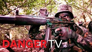 Sri Lanka Long Range Patrol Undergo World's Toughest Training | Special Forces