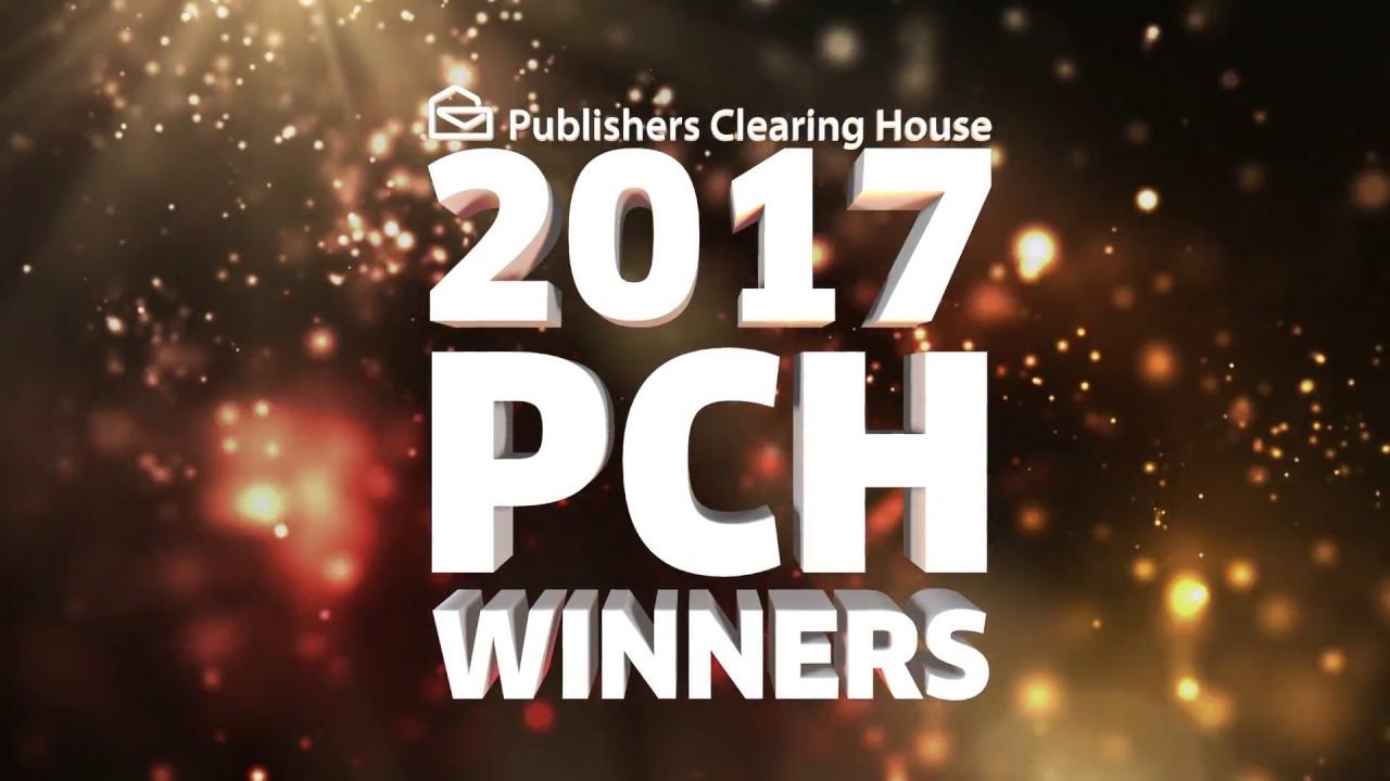 2017 PCH Winners Recap