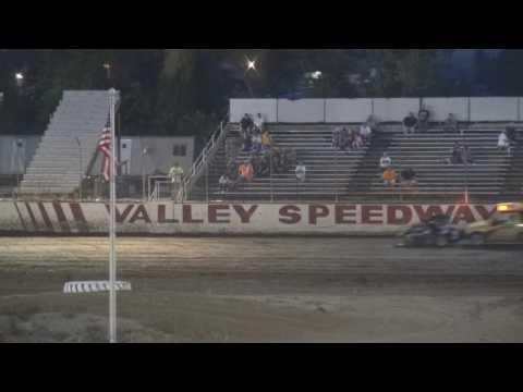 Valley Speedway Power I WAR Sprints Midwest Midgets A Mains
