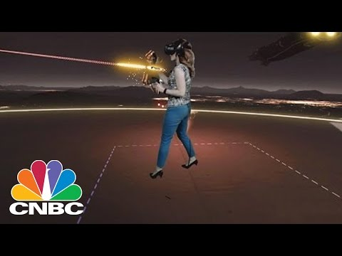What Virtual Reality Really Feels Like | CNBC