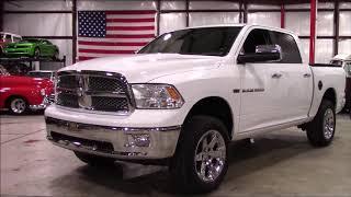 2011 Dodge Ram white