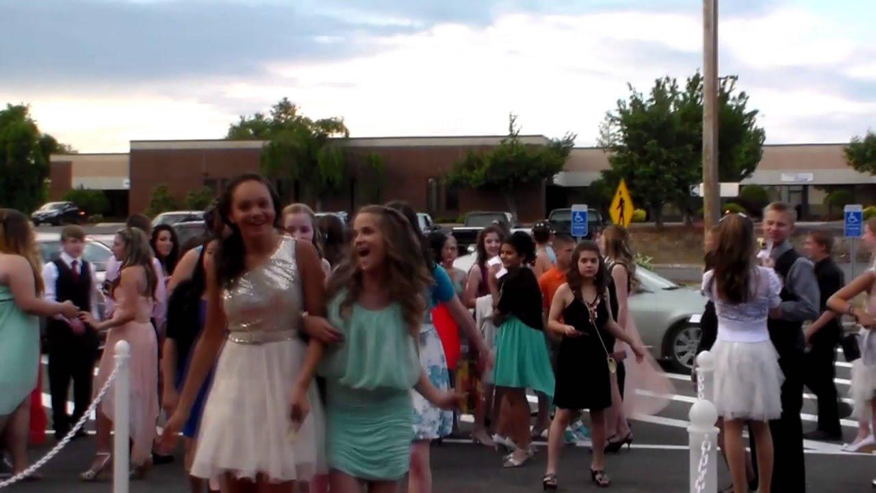 8th Grade Semi Formal Youtube