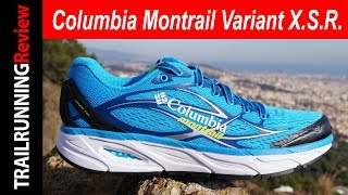 Columbia Montrail Variant X.S.R. Review