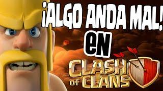 ¡¡ALGO EXTRAÑO ESTÁ PASANDO EN CLASH OF CLANS!! | Rogersslike Clash of Clans