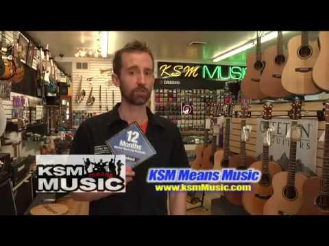 Special Financing at KSM Music