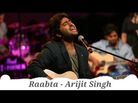 Mtv unplugged: raabta- Arijit singh