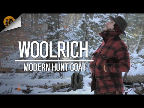 Modern Hunt Coat | Woolrich Inc. | Field Review
