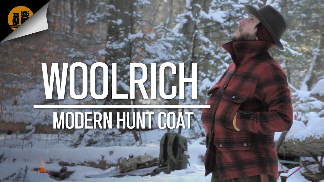 Image result for woolrich coats in the field hunting