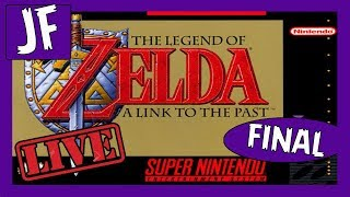 Finalizando: The Legend of Zelda: A Link of the Past (SNES)