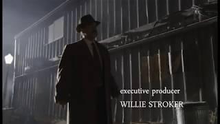 Edição e montagem em Premiere Pro - mockup de abertura de suspense noir