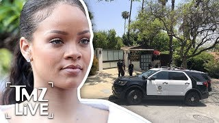 Rihanna Intruder Broke In To Sleep With Her | TMZ Live