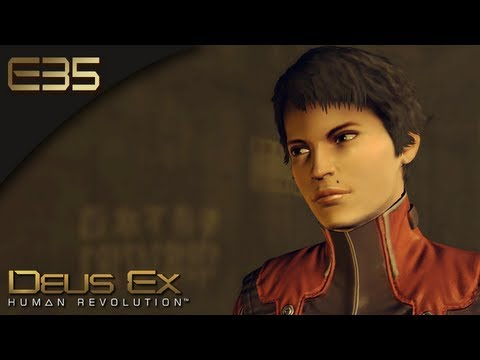 Deus Ex: Human Revolution [BLIND] - E35 - Malik.  I'll Do Anything For You. Including This.