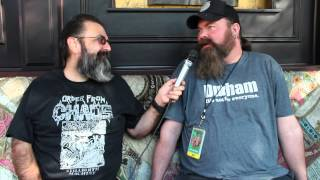 The Jimmy Cabbs 5150 Interview Series with Corrosion of Conformity Blind  pt 2