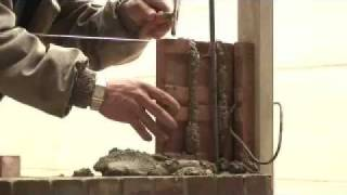 Proceso Constructivo de un Muro en ladrillos