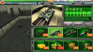 tanki online evoluo do martelo hammer m0 a m3