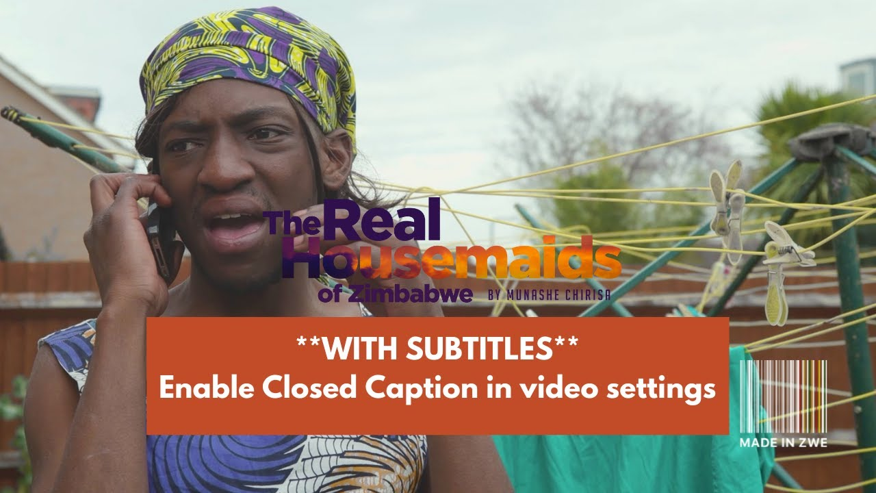 Download Real Housemaids of Zimbabwe, Episode 3: A Plot Brews [Turn On Subtitles]