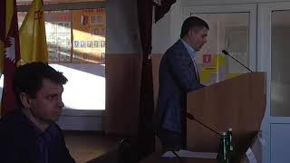 ЧТО-ТО ПОШЛО НЕ ТАК. Встреча Едросов  с жителями города Гулькевичи