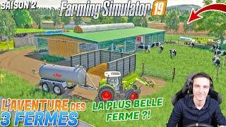 L'AVENTURE DES 3 FERMES S2 ! QUI AURA LA PLUS BELLE FERME !