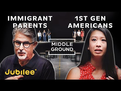 Do You Feel American?: Immigrant Parents vs 1st Generation