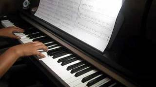 Baby - Justin Bieber Ft. Ludacris (Piano Cover) By Aldy Santos