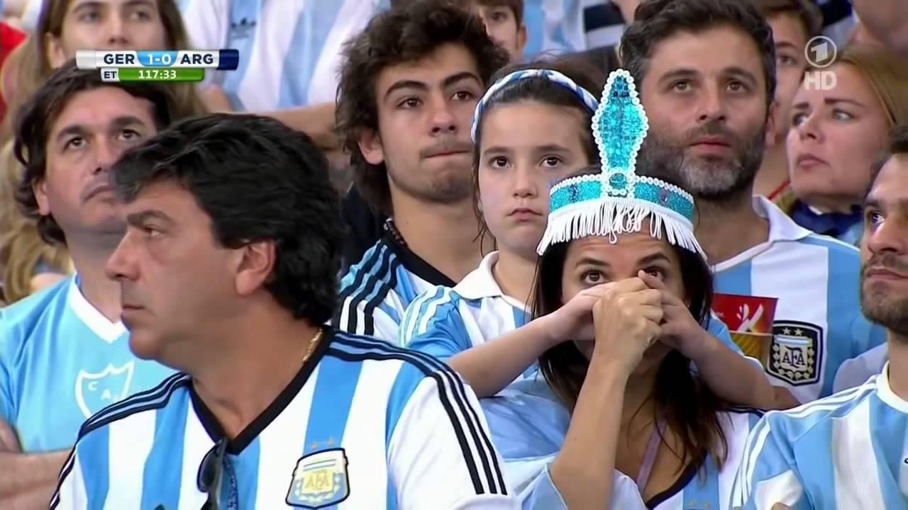 Deutschland Argentinien Wm Finale