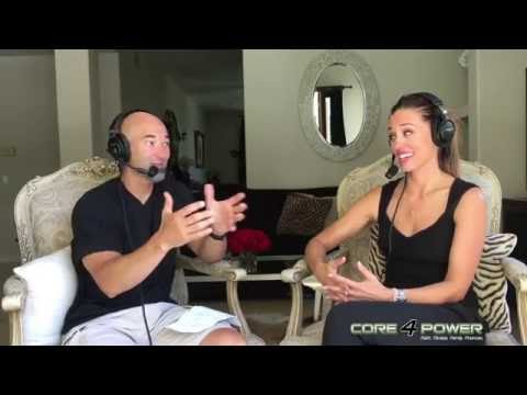 Core4Power Ep.8: Actress, Cory Oliver, gets vulnerable regarding life's obstacles.