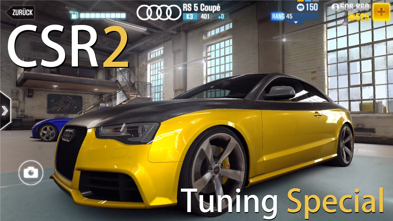 how to play csr racing