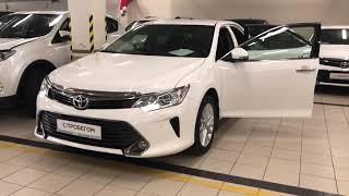 Toyota Camry 3.5 в максималке ! 30000 пробега 2015 год 1.4! ТОП!!!