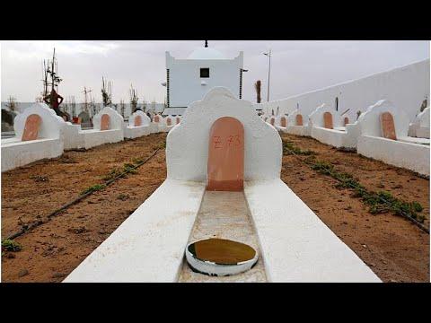 -حديقة إفريقيا- مقبرة للمهاجرين من ضحايا قوارب الموت في تونس…  - 13:56-2021 / 6 / 9