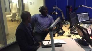 MzansiDailyFX Live on Radio with Linda Sibiya and Phumlani Dube.