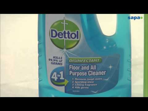 Dettol disinfectant liquid recalled