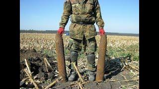 Раскопки в полях Второй Мировой Войны Фильм 46/Excavation in fields of World War II the Film 46