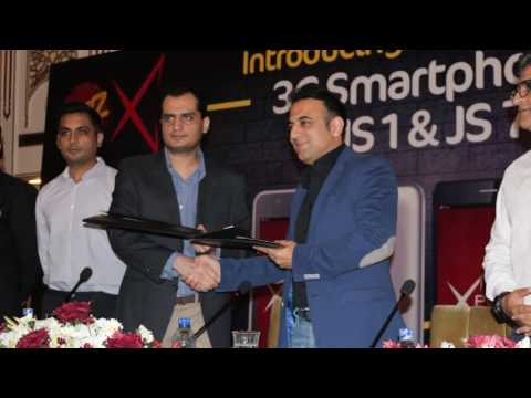 QMobile & Mobilink Collaborate to Launch 2 Jazz X 3G Smartphones