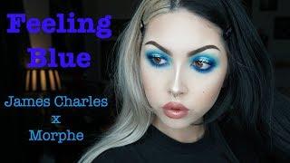 Feeling Blue | James Charles x Morphe Palette