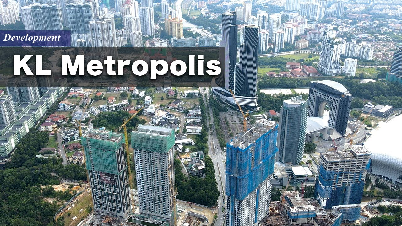KL Metropolis (Development Update)