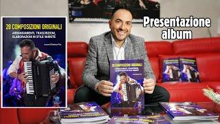 20 COMPOSIZIONI – Presentazione Album | Gianluca Pica
